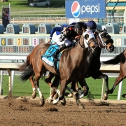 Spiced Perfection wins Grade 1 La Brea Stakes