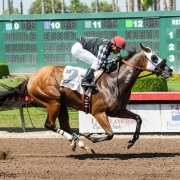 Busy Paynter wins at Los Alamitos Race Course on 09/21/19 in race #3