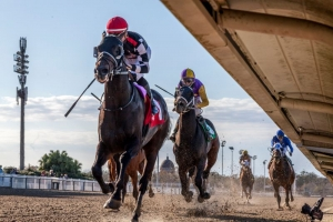 Quick Tempo wins the Sugar Bowl Stakes at Fair Grounds Race Course on 12/19/20